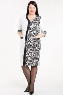 Платье 417 Luxury Plus (Белый)