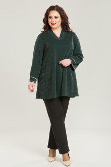 Туника 830 Luxury Plus (Зеленый)
